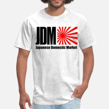 Japanese Car jdm- japanese domestick market-  black - Men's T-Shirt