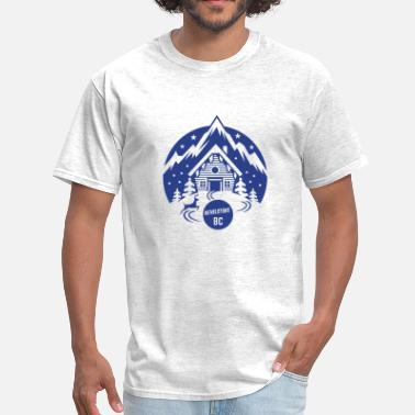 Powderhound Revelstoke - Men's T-Shirt