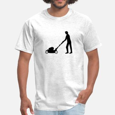 Lawn Mower Lawn mower - Men's T-Shirt