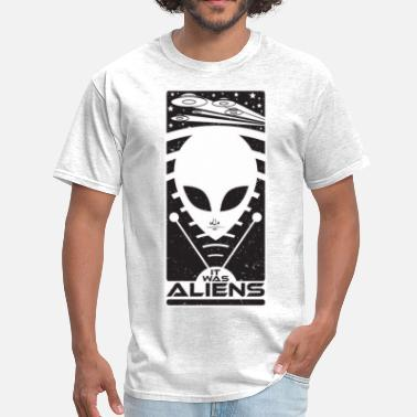 Bestseller Aliens - Men's T-Shirt
