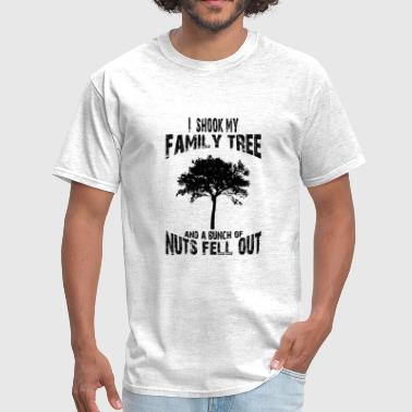 Family Care Family Tree - Men's T-Shirt