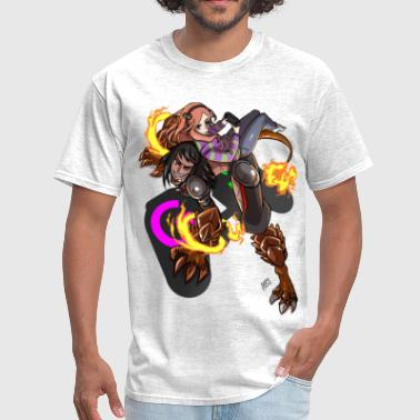 Vivian james X K'sara - Men's T-Shirt