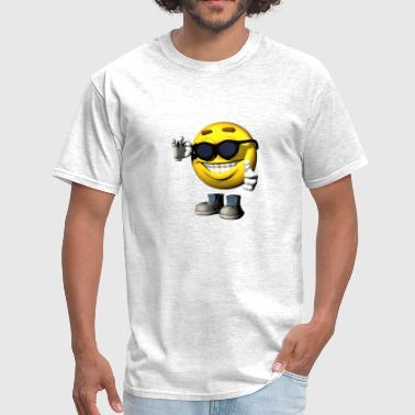 Smily Man - Men's T-Shirt