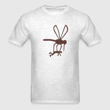 Giant Insect Warning - Men's T-Shirt