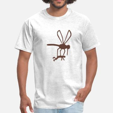 Giants Insects Giant Insect Warning - Men's T-Shirt
