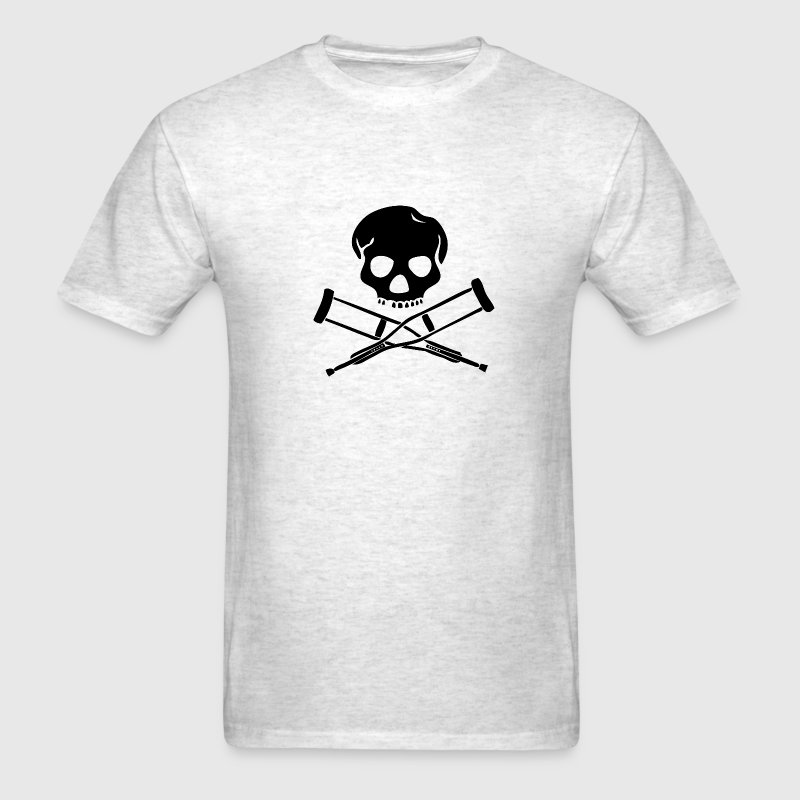 Jackass Skull - Men's T-Shirt