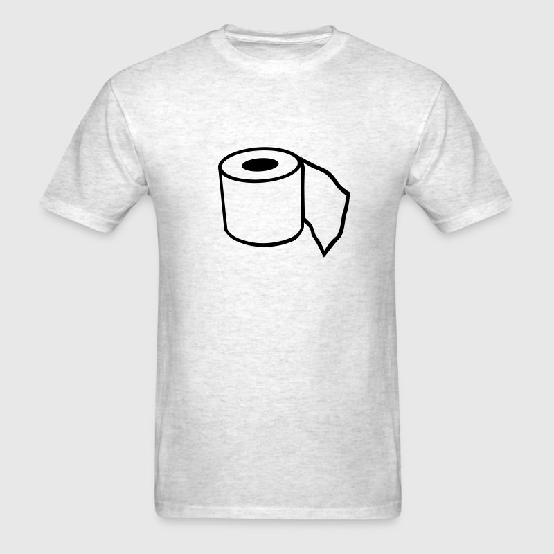 Toilet paper - Men's T-Shirt