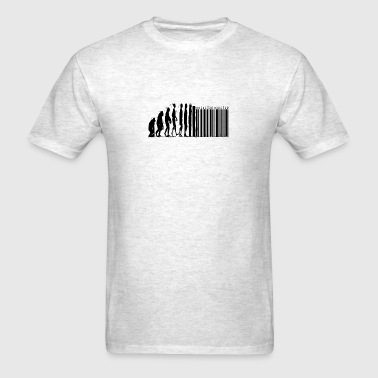 Consum evolution - Men's T-Shirt