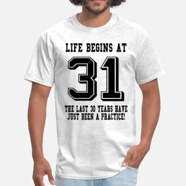 Shop 31st Birthday T Shirts Online