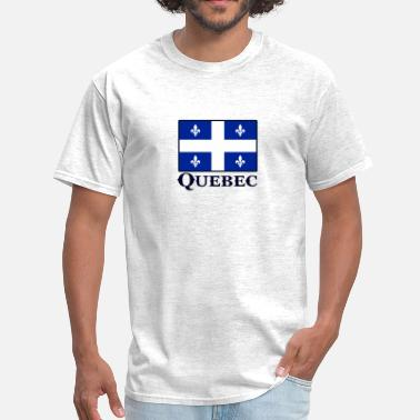 Quebec quebec - Men's T-Shirt