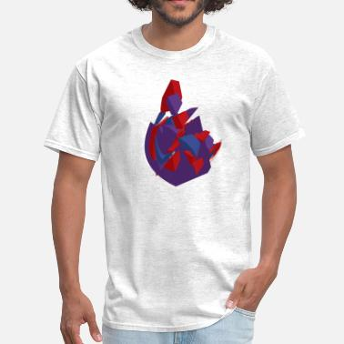 Hearts Vector Vector Heart - Men's T-Shirt