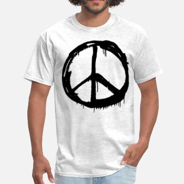Shop Peace Symbol T-Shirts online | Spreadshirt