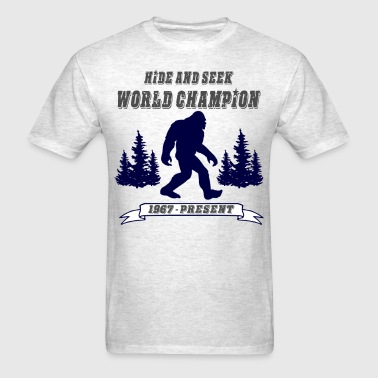Hide & Seek World Champion - Men's T-Shirt