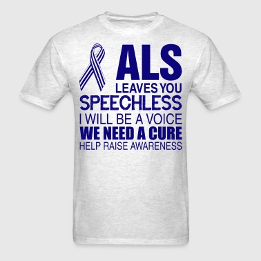 ALS Awareness - Men's T-Shirt