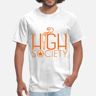 High Society High Society - Men's T-Shirt