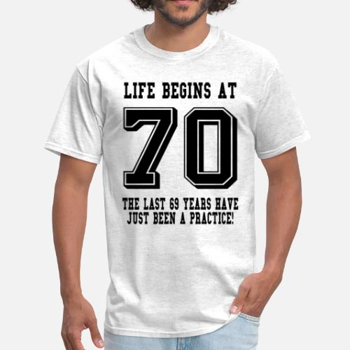 17c4ee1a9dd 70th Birthday - Men s. Do you want to edit the design