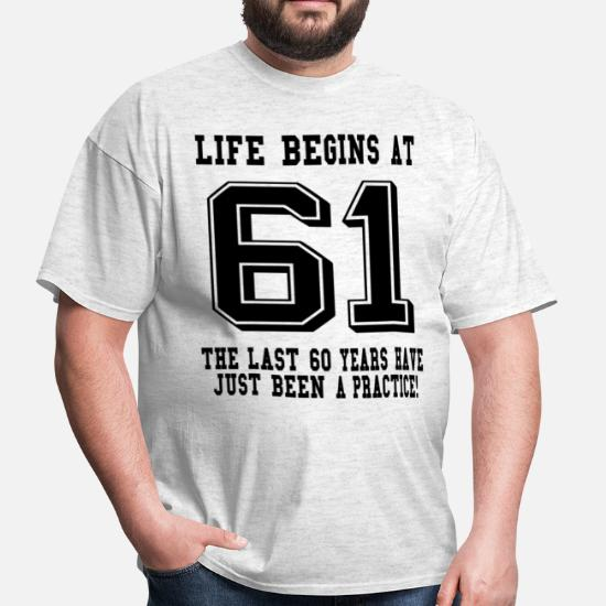 61st Birthday It Took 61 Years To Look This Good T Shirt Dad Father Grandad Gift