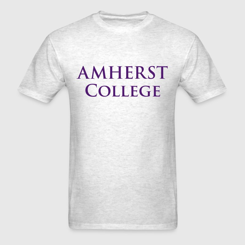 Amherst college by collegegear spreadshirt for T shirts for college guys