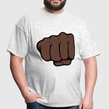 Fist bump - Men's T-Shirt