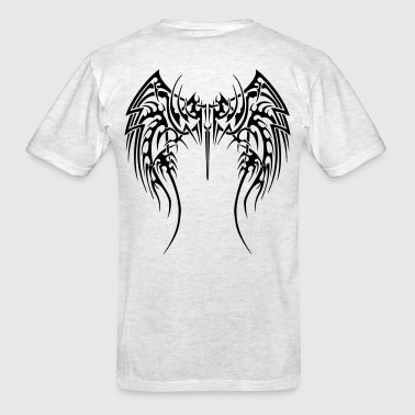 Tribal Wings - Men's T-Shirt