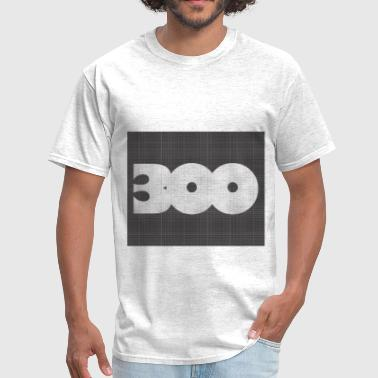 three hundred - Men's T-Shirt