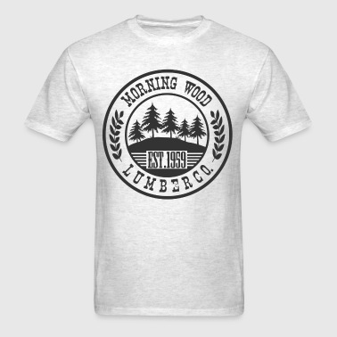 lumber co2.png - Men's T-Shirt