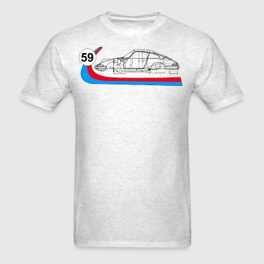 59 Vintage 911 Racing - Men's T-Shirt