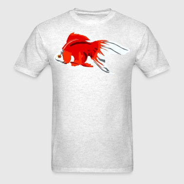 red fish - Men's T-Shirt