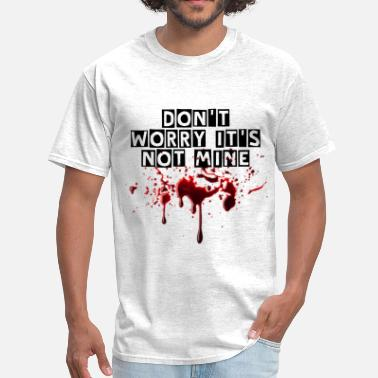Blood Splatter Blood Splatter - Men's T-Shirt