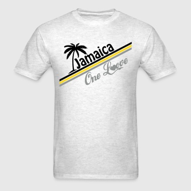 jamaica one love - Men's T-Shirt
