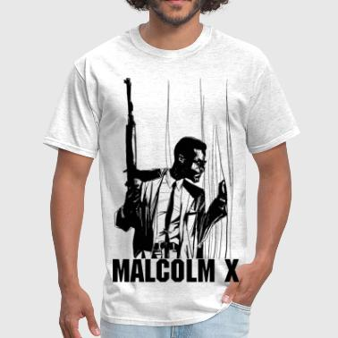 Malcolm X MAN IN WINDOW - Men's T-Shirt