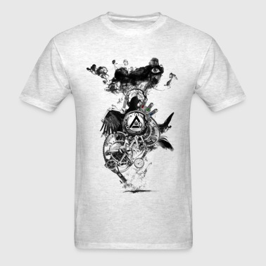 machine - Men's T-Shirt