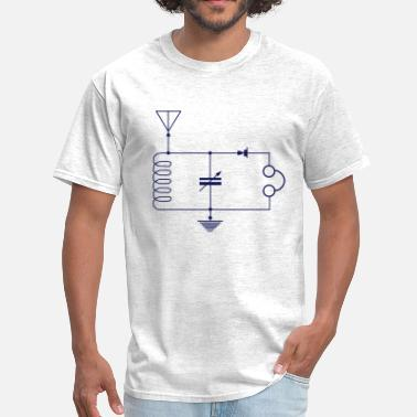 Circuit Circuit - Men's T-Shirt