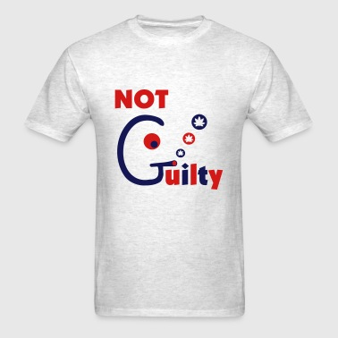 Not Guilty - Men's T-Shirt