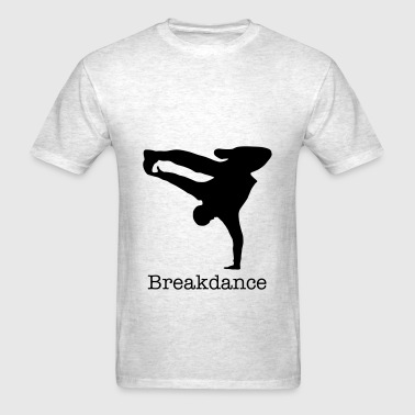 Breakdancer, b-boy - Men's T-Shirt