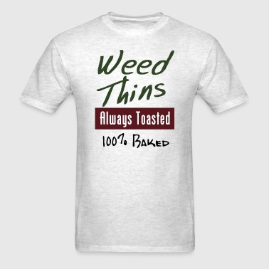 Weed Thins - Men's T-Shirt