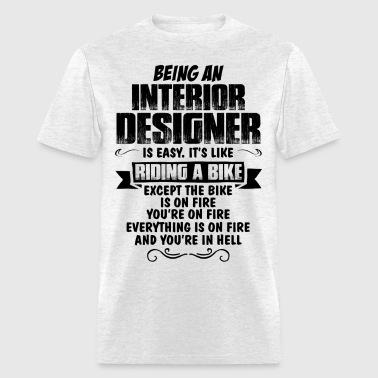 Being An Interior Designer By BigTLab Spreadshirt Adorable Being An Interior Designer
