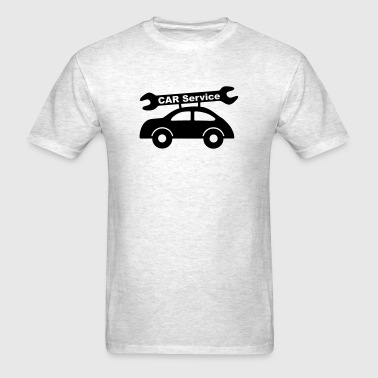 Car service - auto - Men's T-Shirt