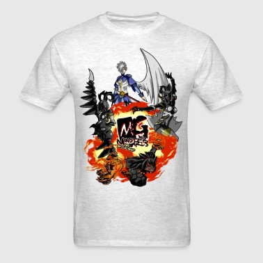 Monster girls on tour - Men's T-Shirt