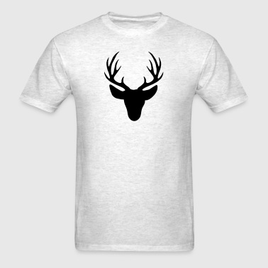 Deer antler - Men's T-Shirt
