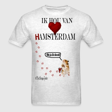 Hamsterdam - Men's T-Shirt