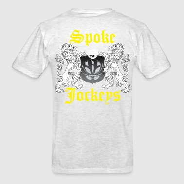 Spoke Jockey  - Men's T-Shirt
