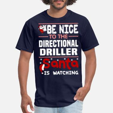 New Directions Directional Driller - Men's T-Shirt