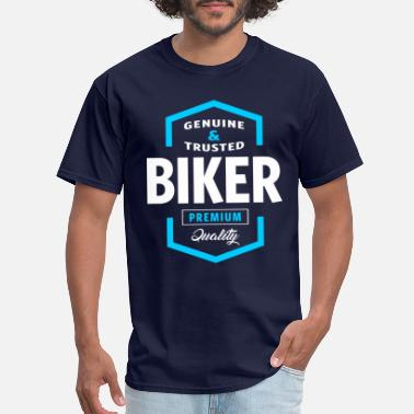 Biker Biker Logo Gift Ideas - Men's T-Shirt