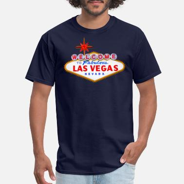 Welcome To Las Vegas Welcome To Las Vegas - Men's T-Shirt