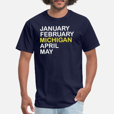Final Boss Michigan Madness Ann Arbor - Men's T-Shirt