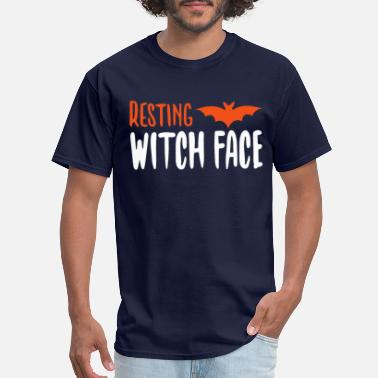 Resting Witch Face - Men's T-Shirt