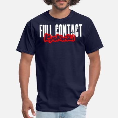 Full Contact kyokushinkai full contact karate - Men's T-Shirt
