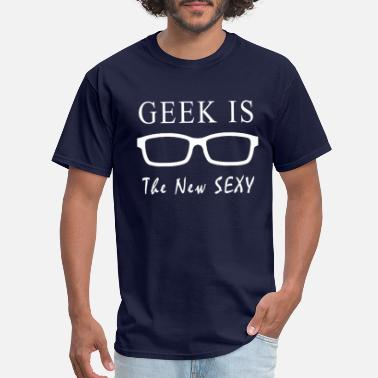 b7a608385 Shop Nerd Is The New Sexy T-Shirts online   Spreadshirt