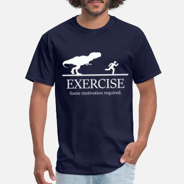 Exercise Class Exercise - Men's T-Shirt